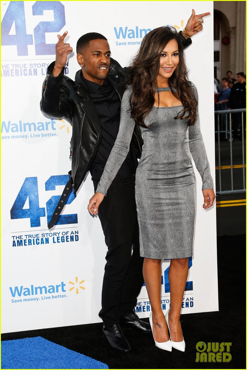 naya rivera big sean red new couple alert 032846678