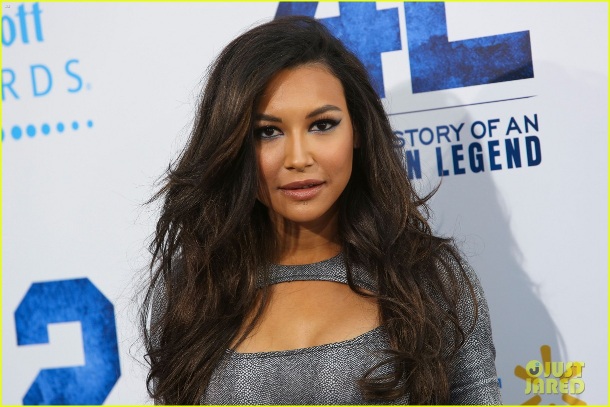 naya rivera big sean red new couple alert 092846684