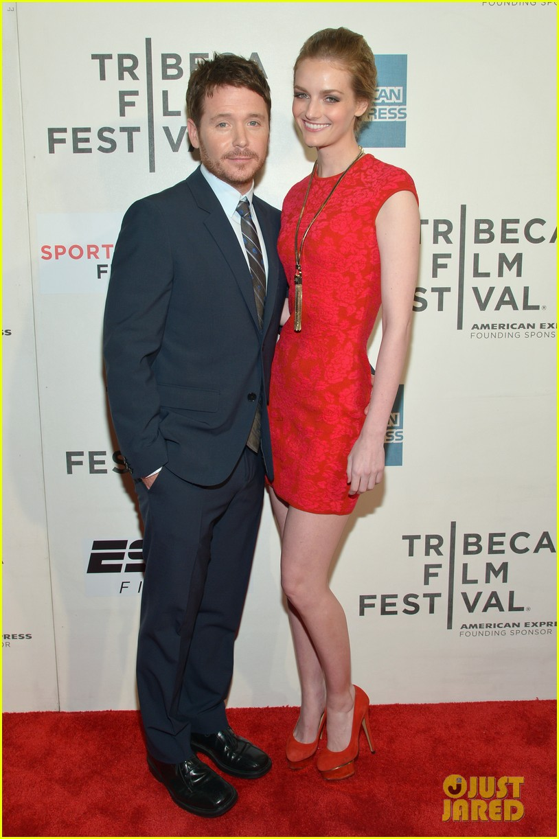 Kevin connolly wife