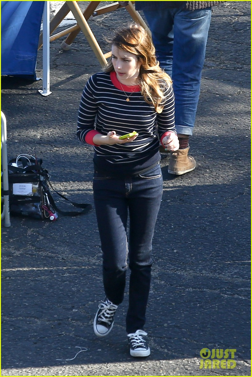 emma roberts piperlime guest editor 212842567