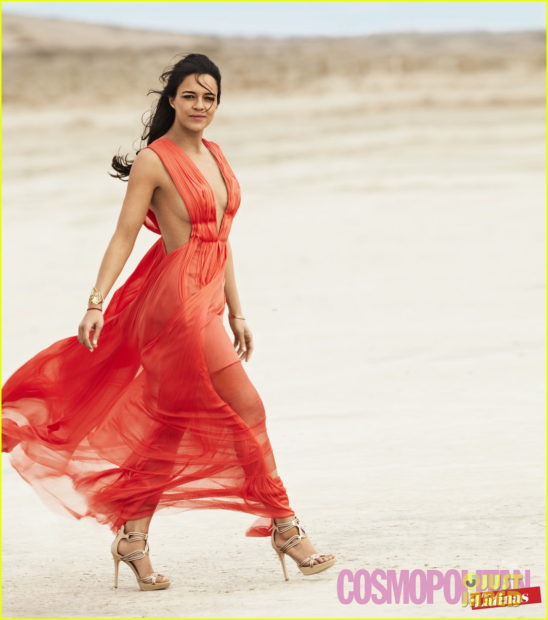 michelle rodriguez covers cosmopolitan for latinas 022857175