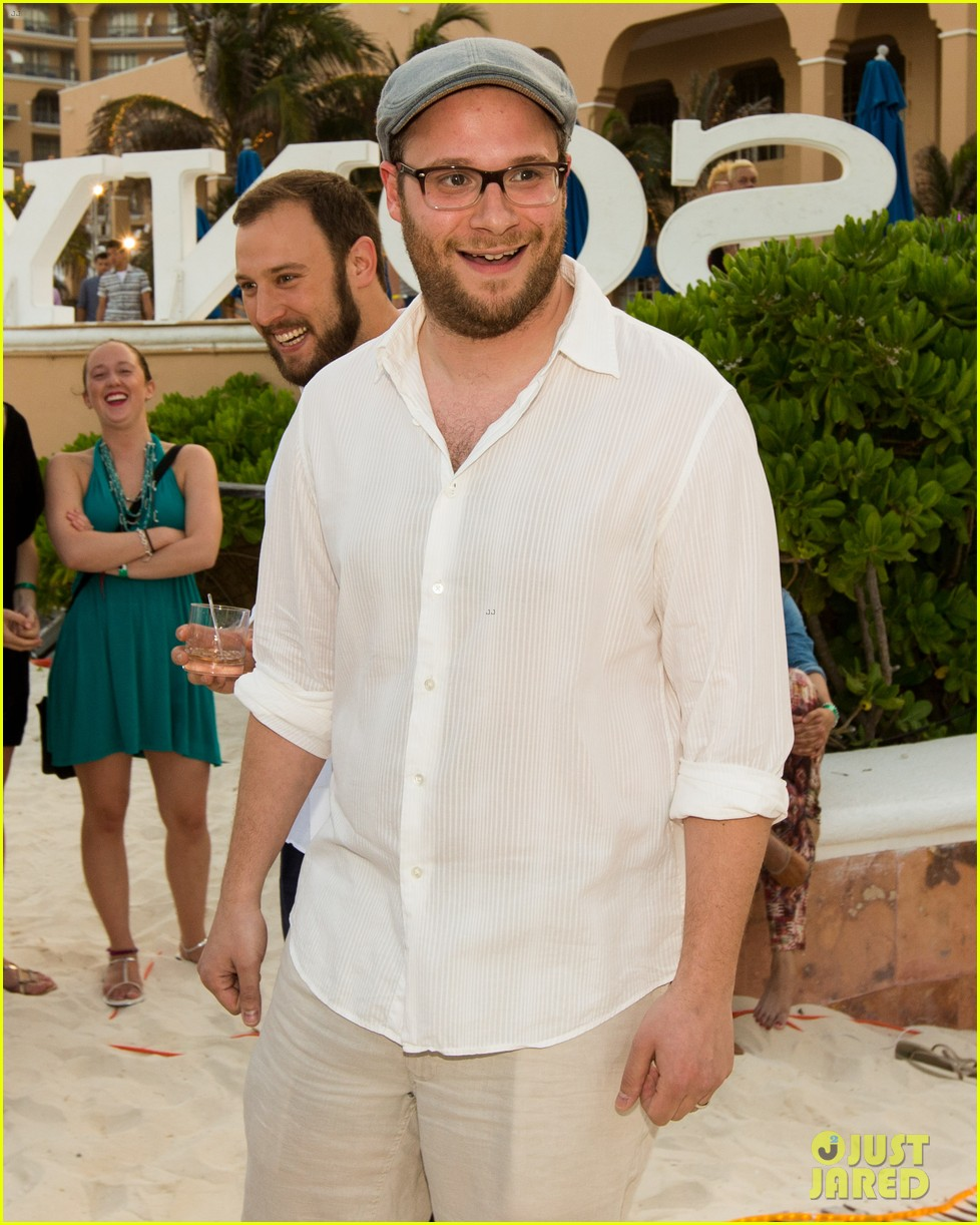 seth rogen this is the end at summer of sony 02