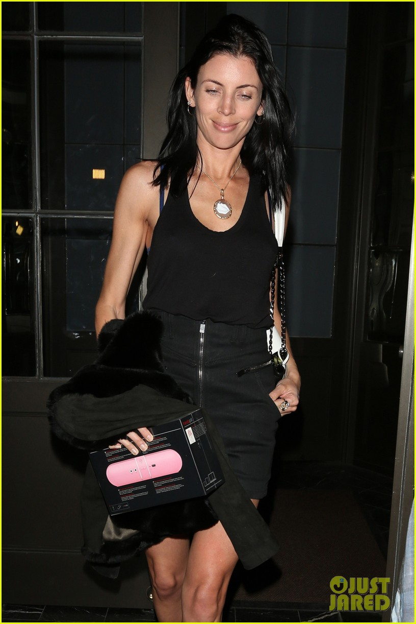liberty ross spago dinner with jimmy iovine 032846795