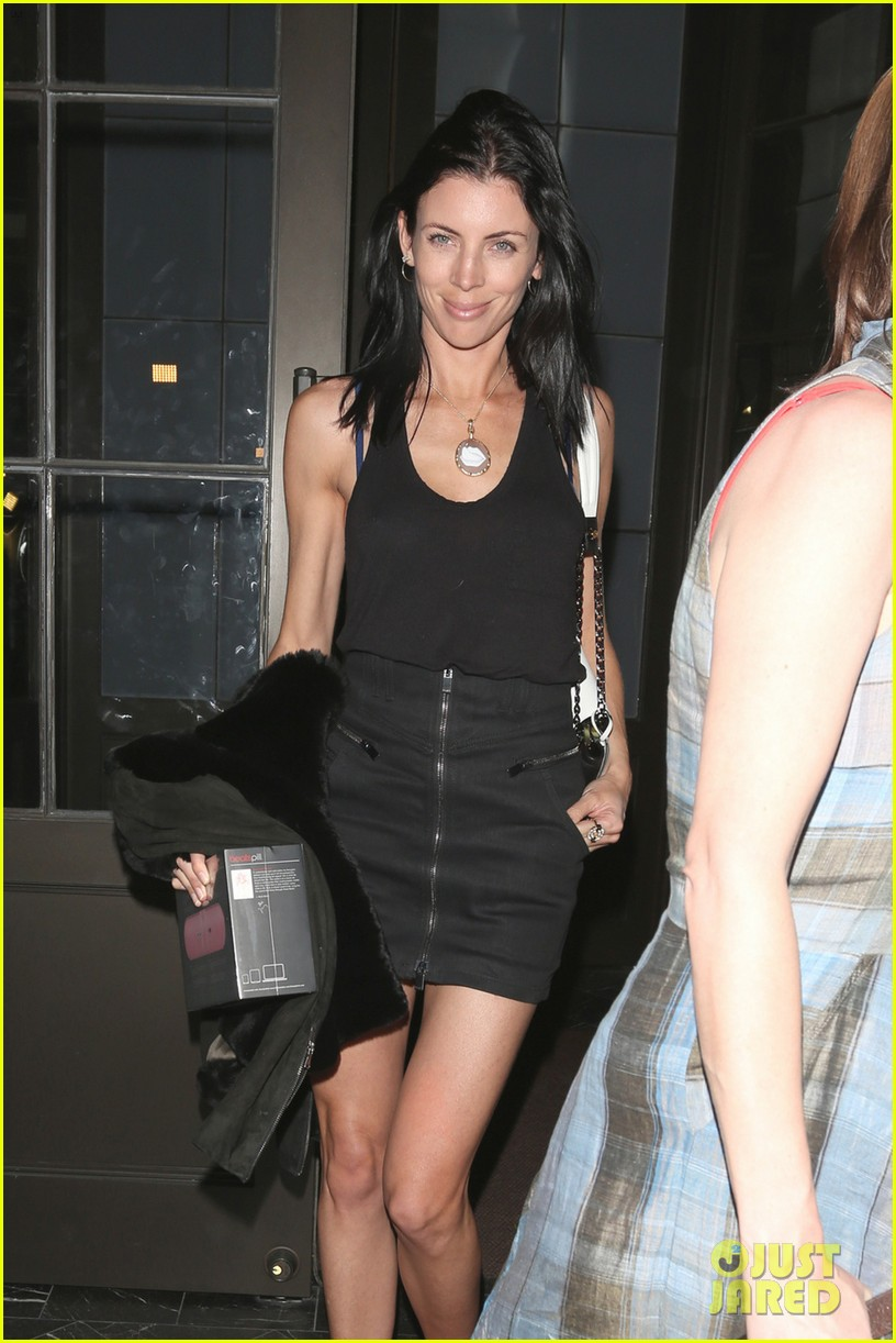 liberty ross spago dinner with jimmy iovine 042846796