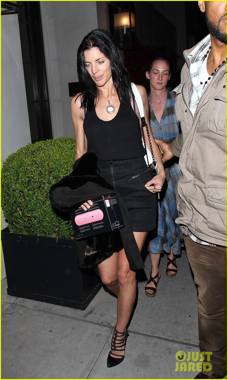 liberty ross spago dinner with jimmy iovine 062846798