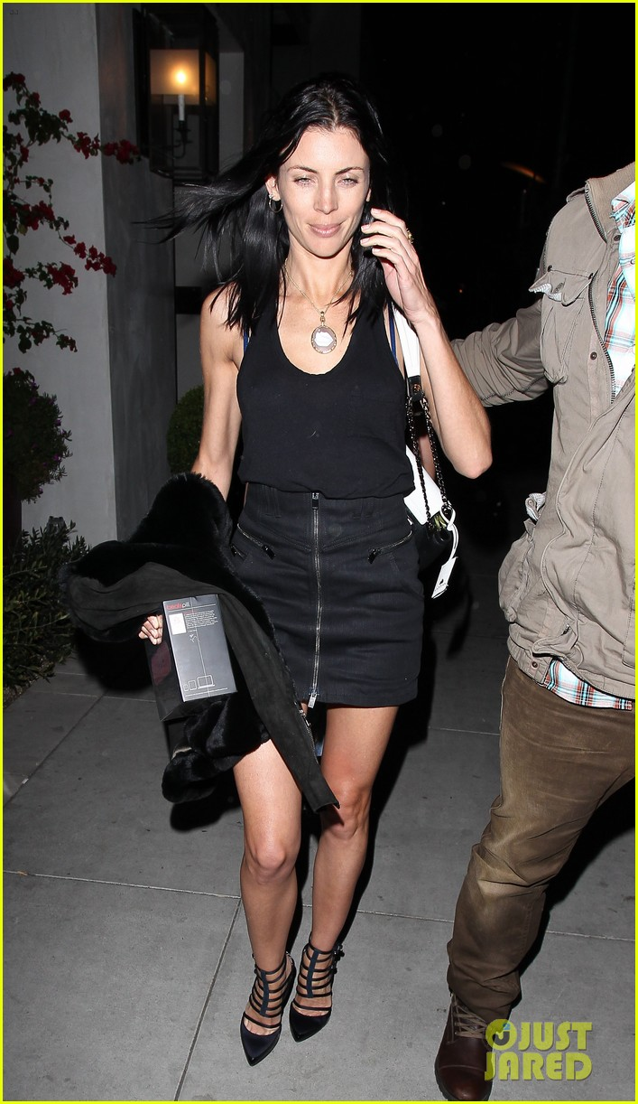 liberty ross spago dinner with jimmy iovine 092846801