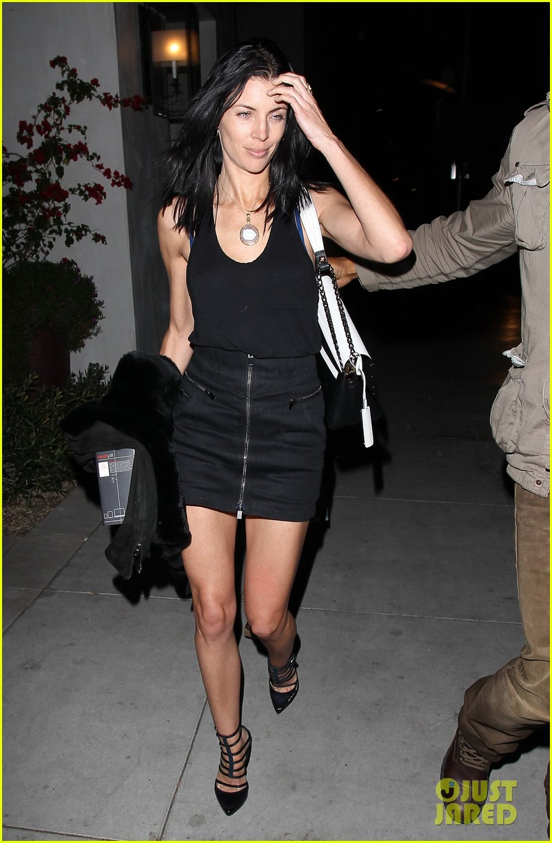 liberty ross spago dinner with jimmy iovine 102846802