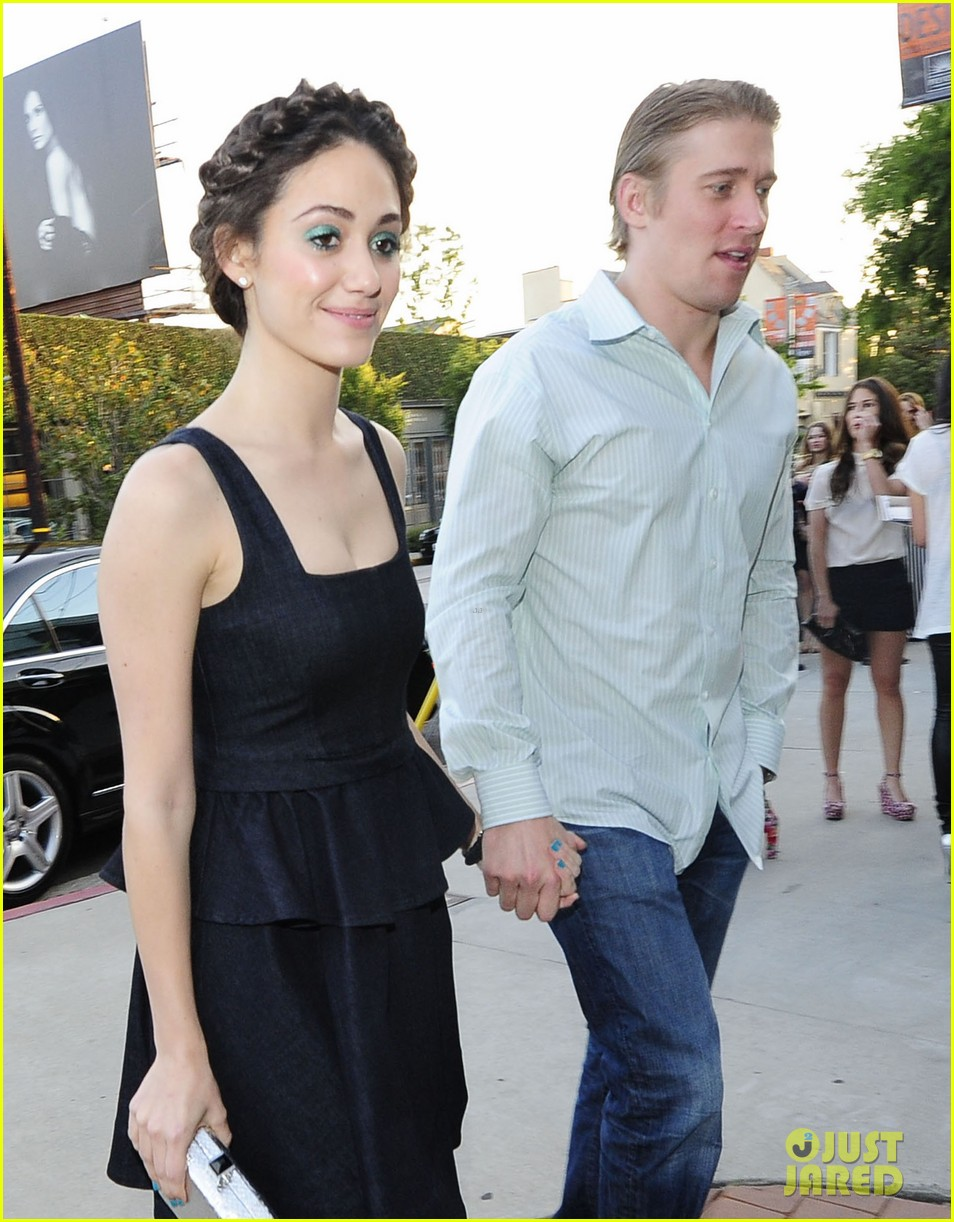 emmy rossum tyler jacob moore projects book party 02