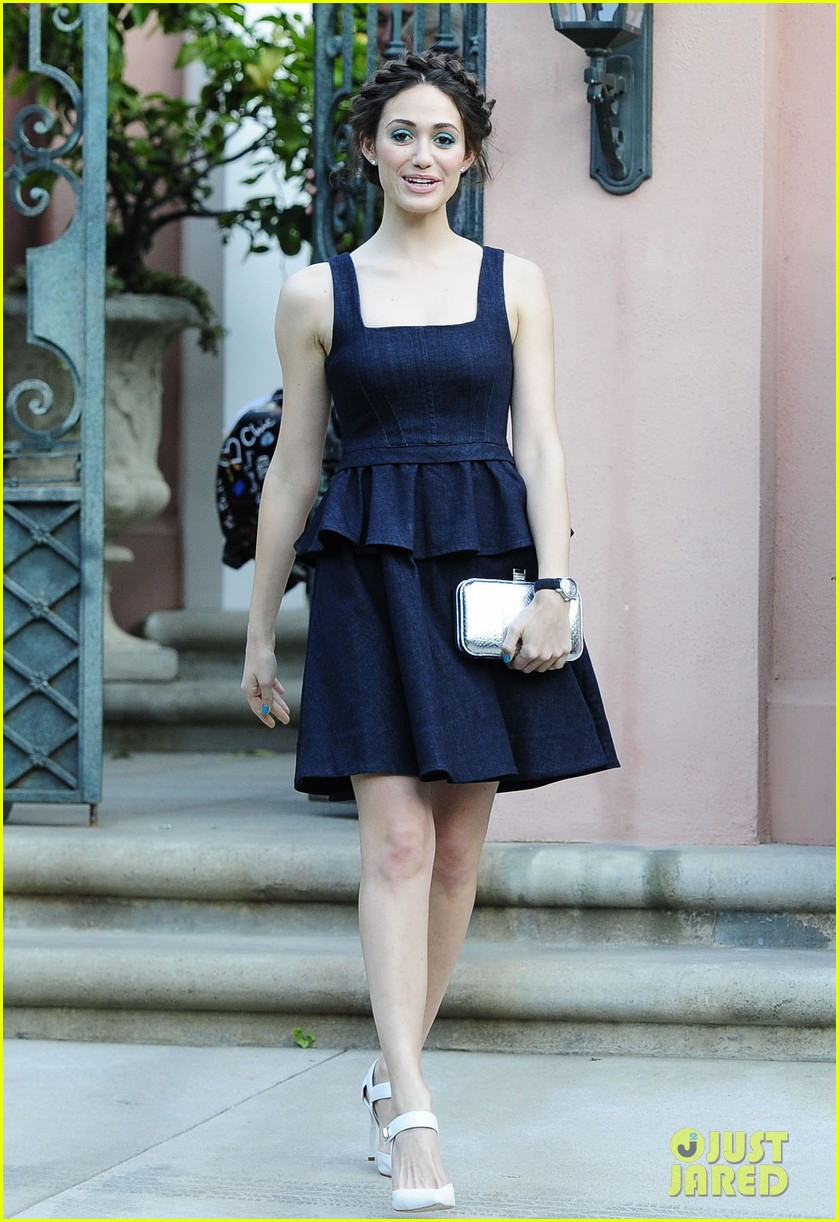 emmy rossum tyler jacob moore projects book party 152860556