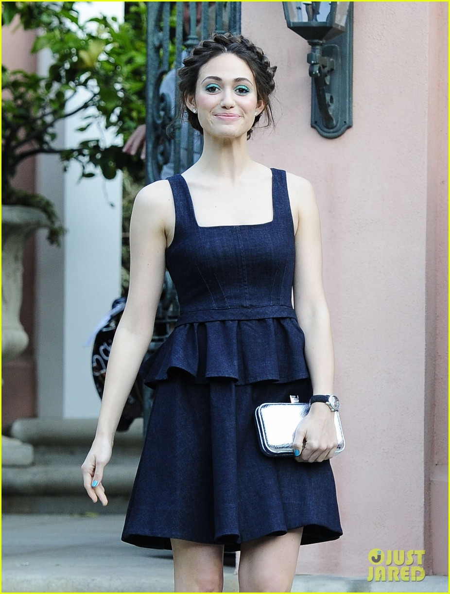 emmy rossum tyler jacob moore projects book party 172860558