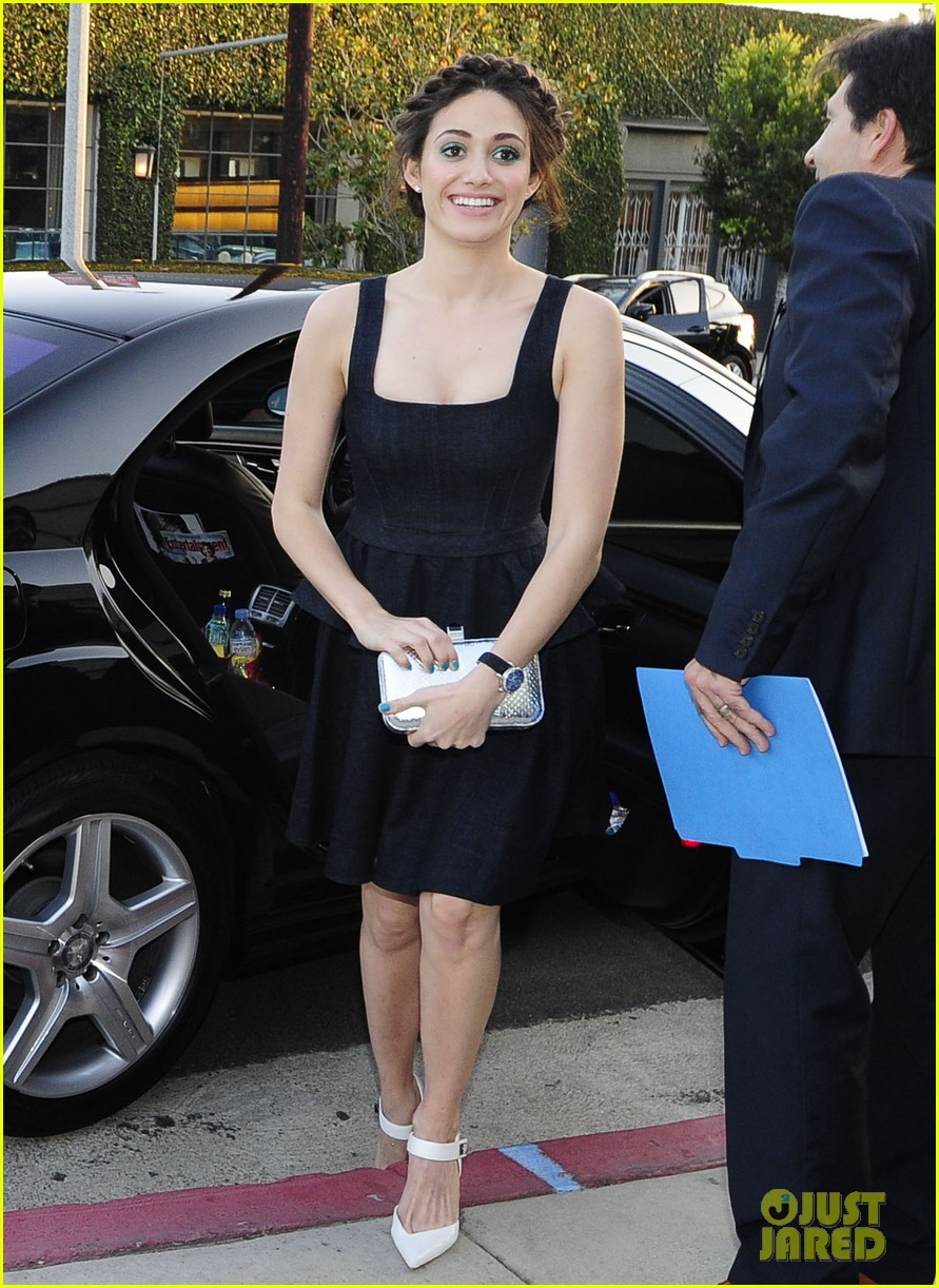 emmy rossum tyler jacob moore projects book party 192860560