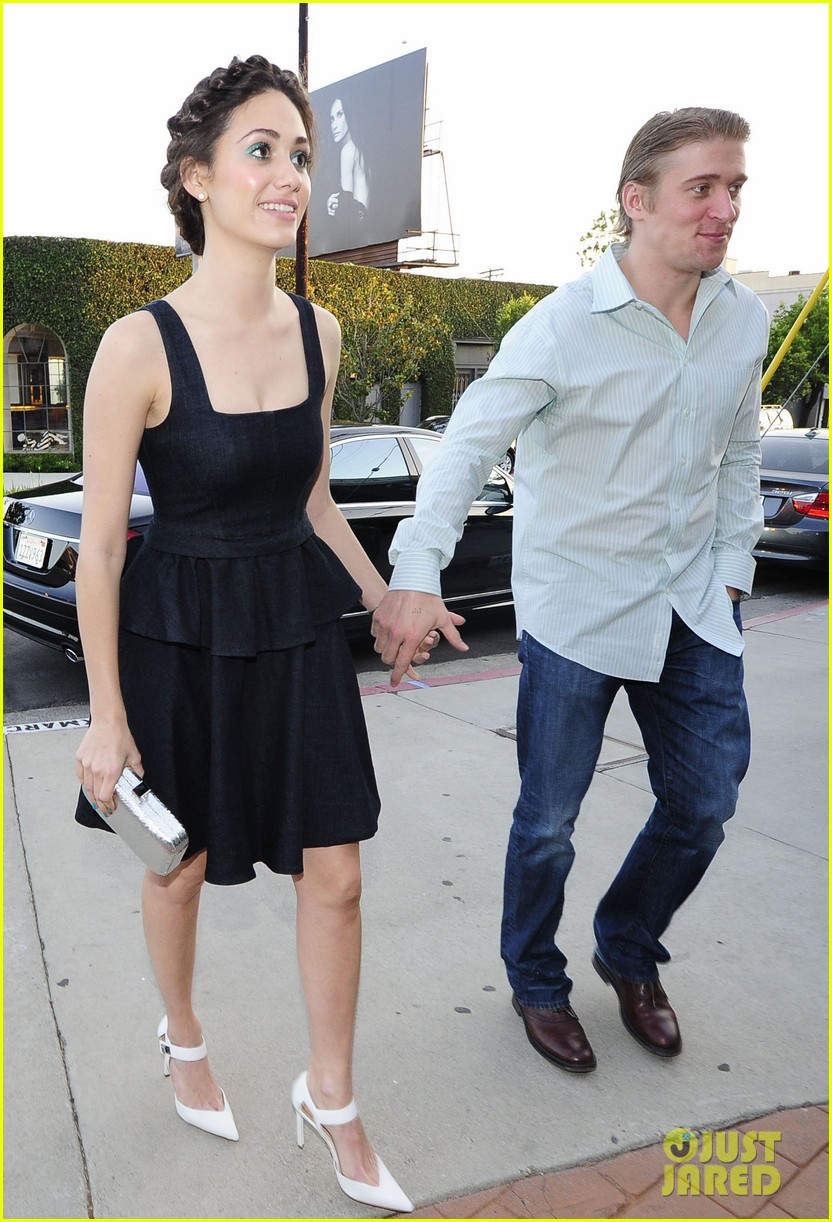emmy rossum tyler jacob moore projects book party 242860565