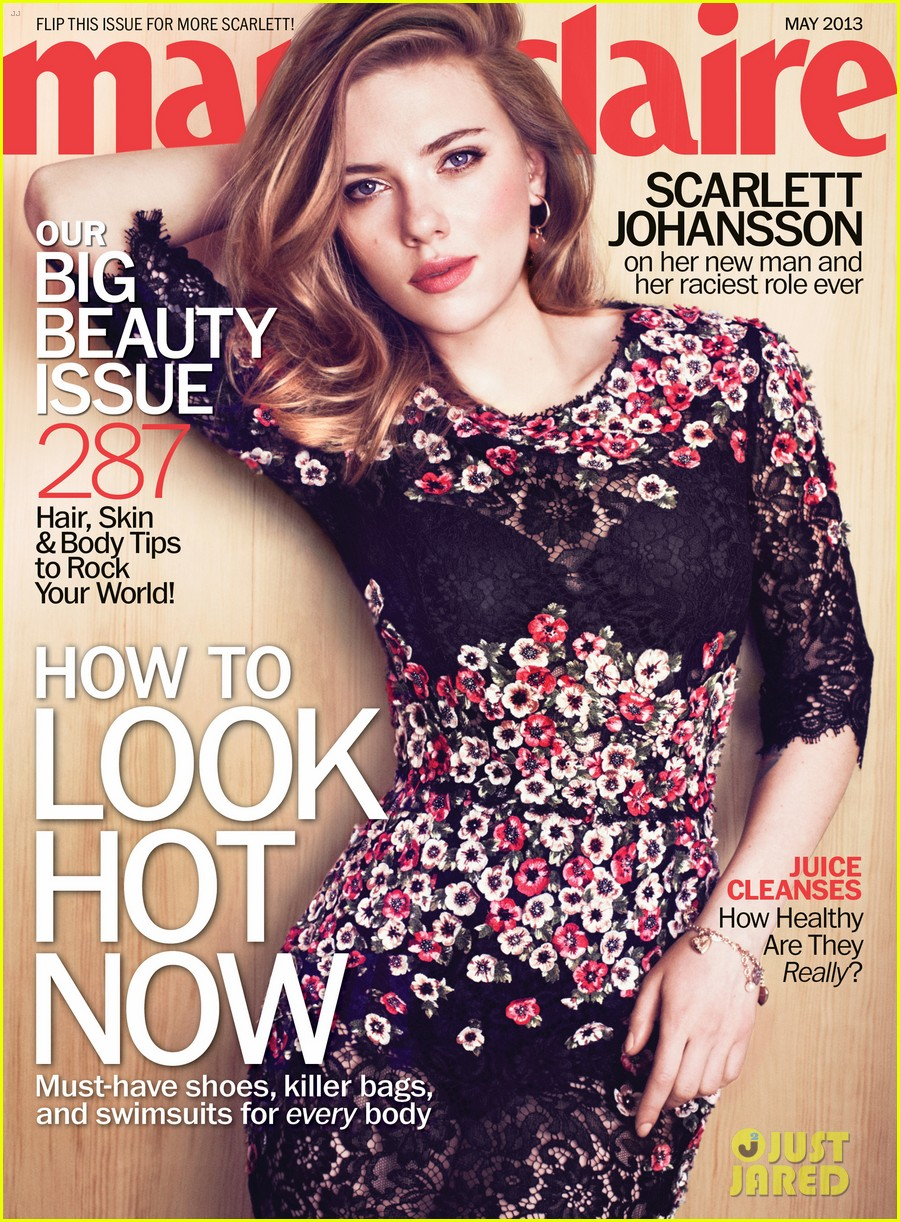 scarlett johansson covers marie claire may 2013 022845419