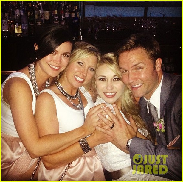 hart of dixie scott porter marries kelsey mayfield photos 042854677