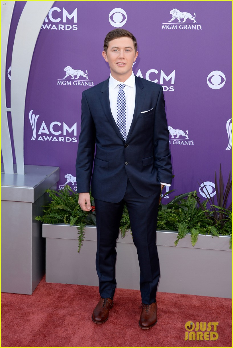 scotty mccreery acm awards 2013 032845067