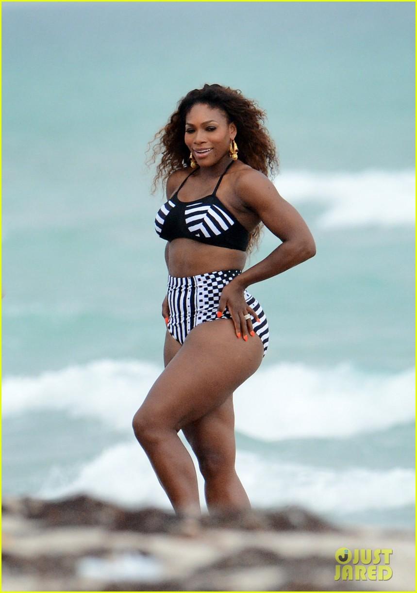 serena williams bikini beach photo shoot 182851341