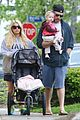 jessica simpson eric johnson eater outing with maxwell 09