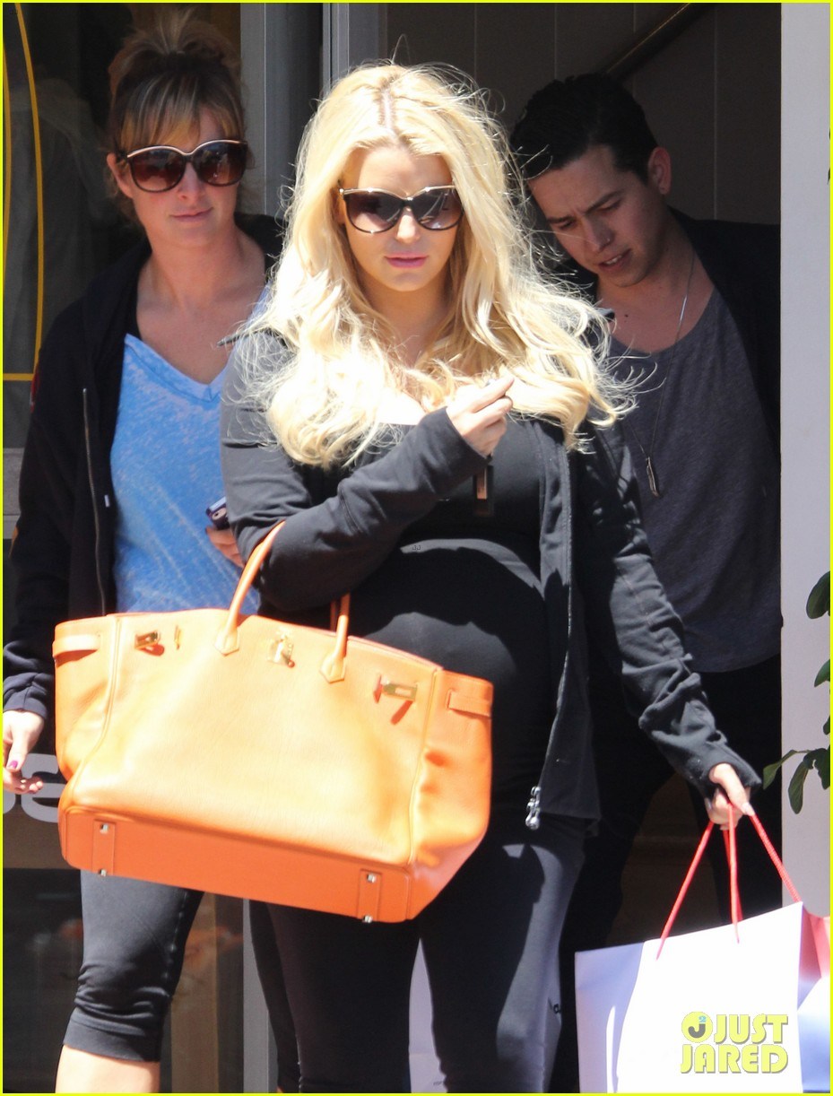 jessica simpson im so excited to have a son 072852097