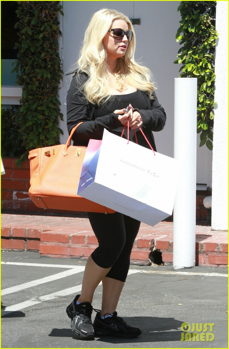 jessica simpson im so excited to have a son 122852102