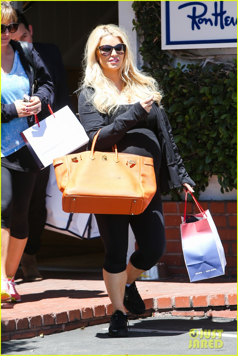 jessica simpson im so excited to have a son 15