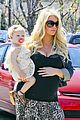 jessica simpson eric johnson king fish house lunch with maxwell 10
