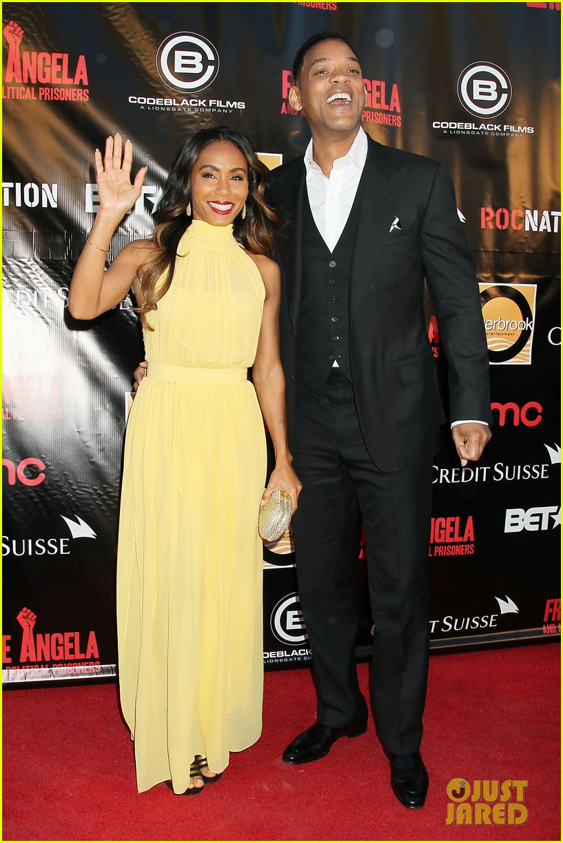 will jada pinkett smith free angela nyc premiere 09
