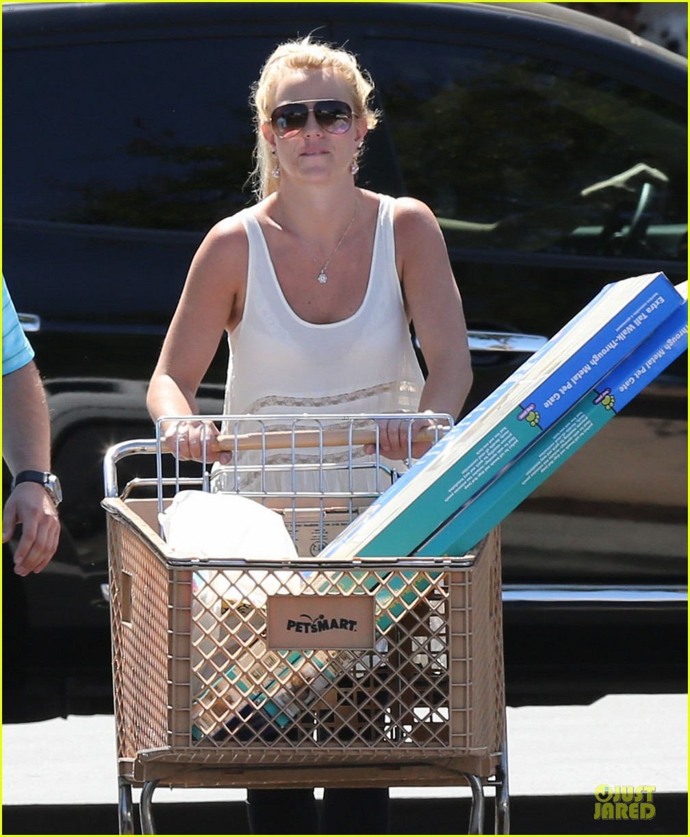 britney spears petsmart pet shopping 102854218