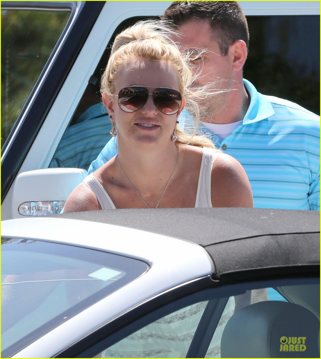 britney spears petsmart pet shopping 20