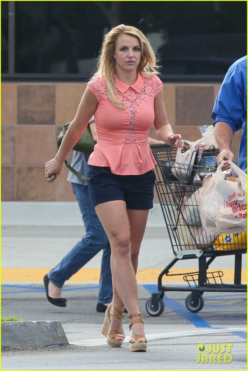 britney spears david lucado saturday ralphs run 062849517