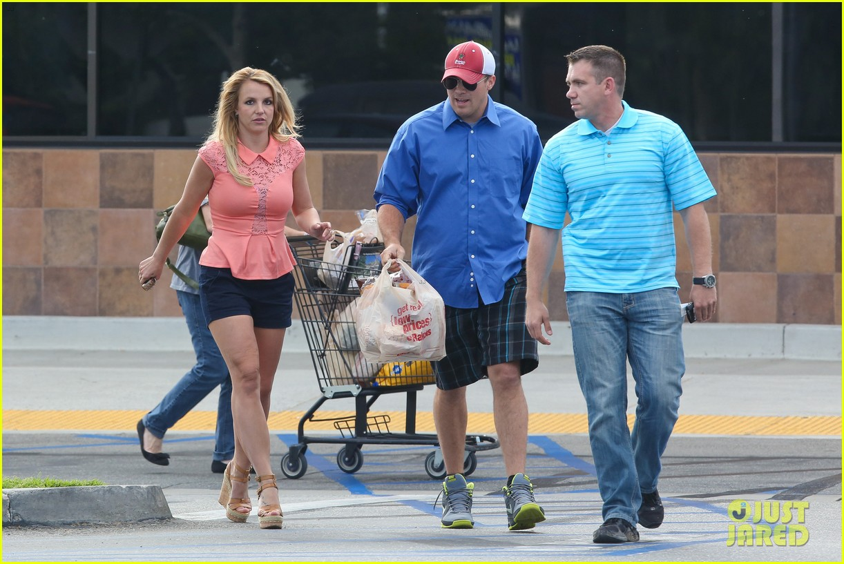 britney spears david lucado saturday ralphs run 112849522