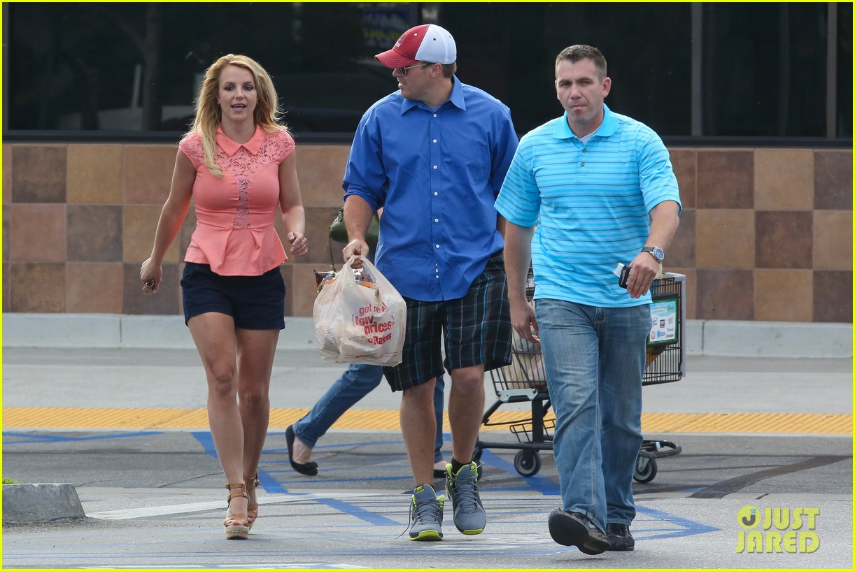 britney spears david lucado saturday ralphs run 152849526