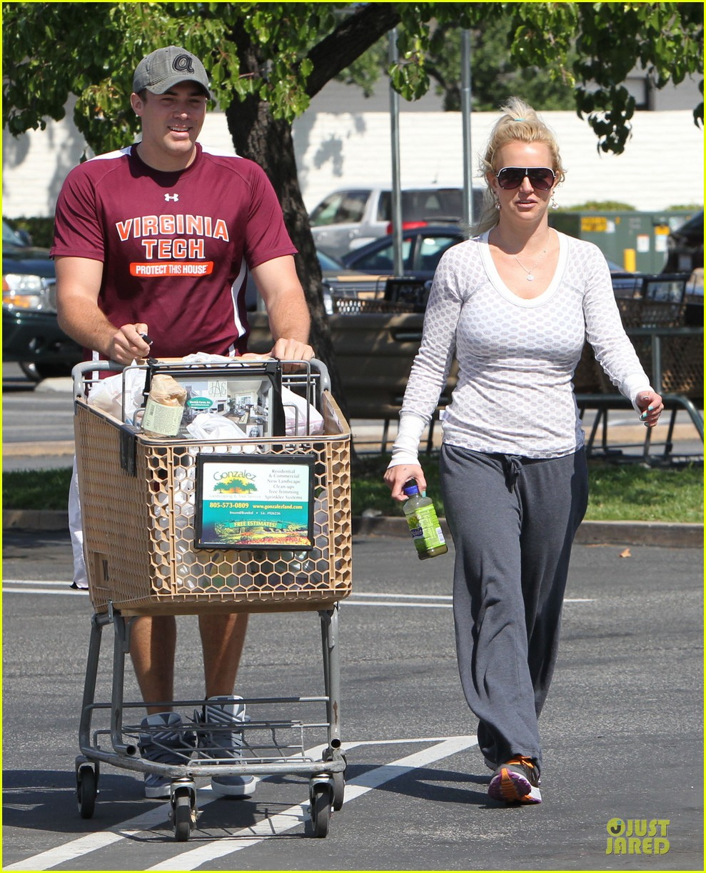 britney spears vons grocery shopping 012855911