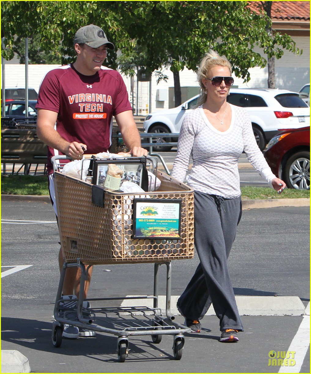 britney spears vons grocery shopping 152855925