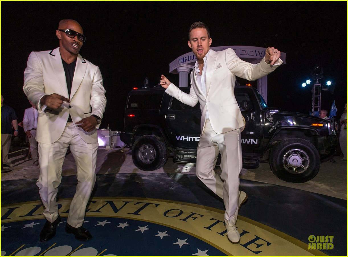 channing tatum jame foxx white house down mexico photo call 142854024