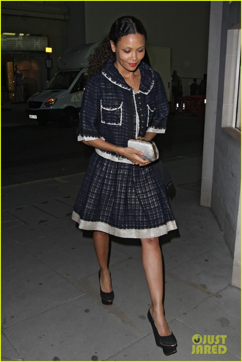 thandie newton louis vuitton private party 03
