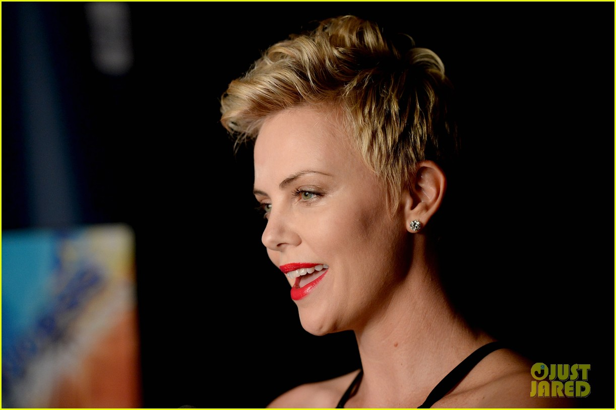charlize theron glaad media awards 2013 red carpet 072854466