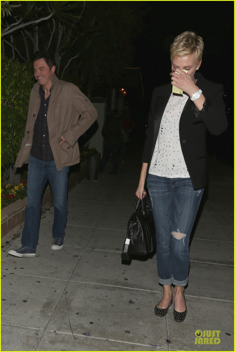charlize theron matsuhisa dinner with seth mcfarlane 032846038