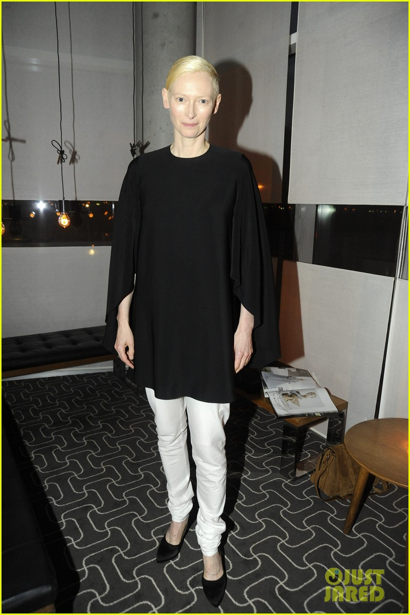 tilden swinton w magazine modern beauty issue event 032853621