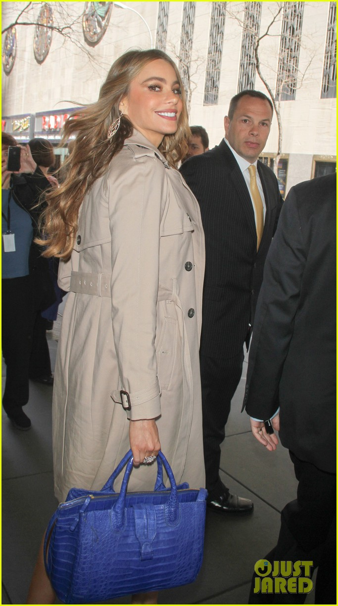 sofia vergara new york city promo appearances 04