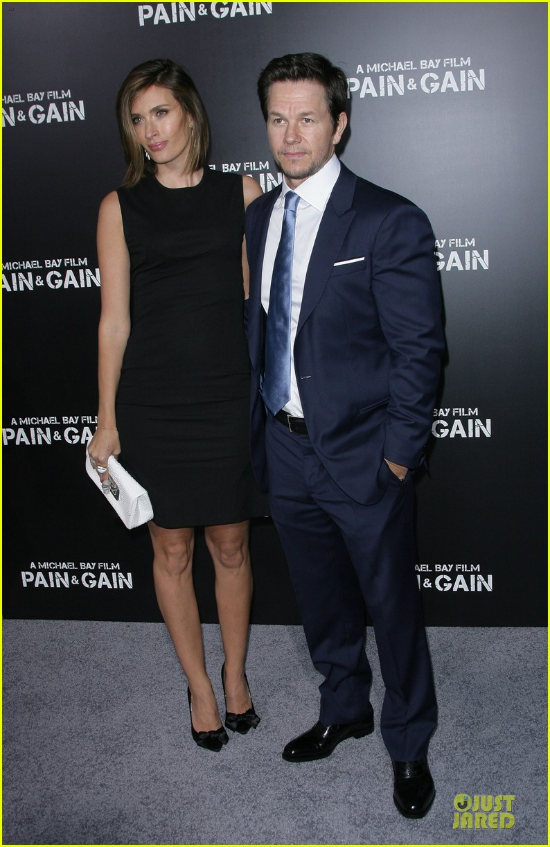 mark wahlberg rhea durham pain gain hollywood premiere 222856223