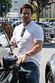 mark wahlberg rhea durham pain gain hollywood premiere 18