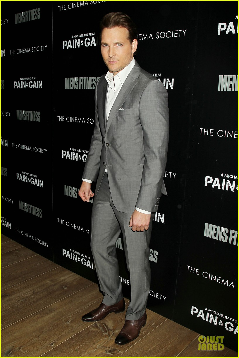 mark wahlberg peter facinelli pain and gain nyc screening 012850997