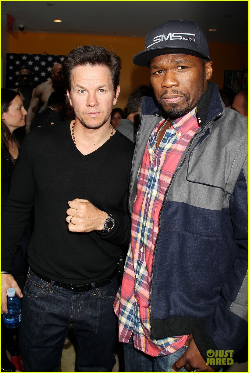 mark wahlberg peter facinelli pain and gain nyc screening 032850999