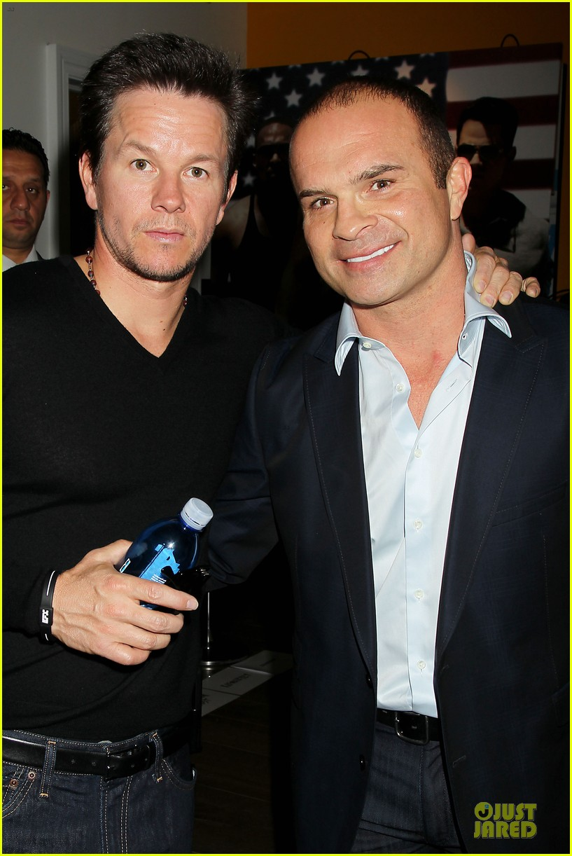 mark wahlberg peter facinelli pain and gain nyc screening 042851000
