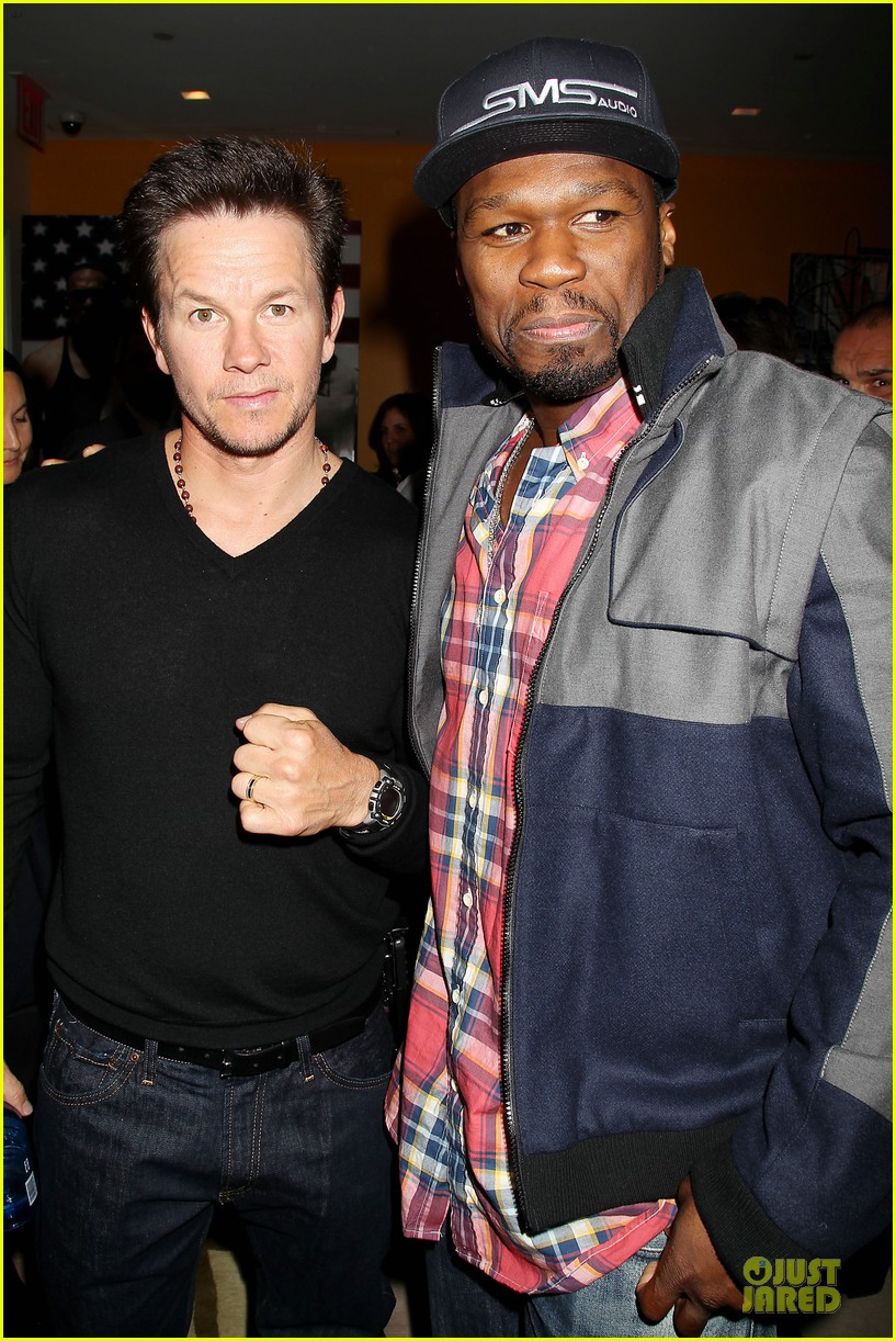 mark wahlberg peter facinelli pain and gain nyc screening 152851011
