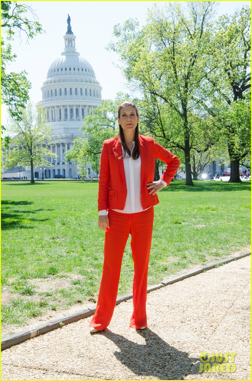 kate walsh lobbies on capitol hill to end offshore drilling 012858232
