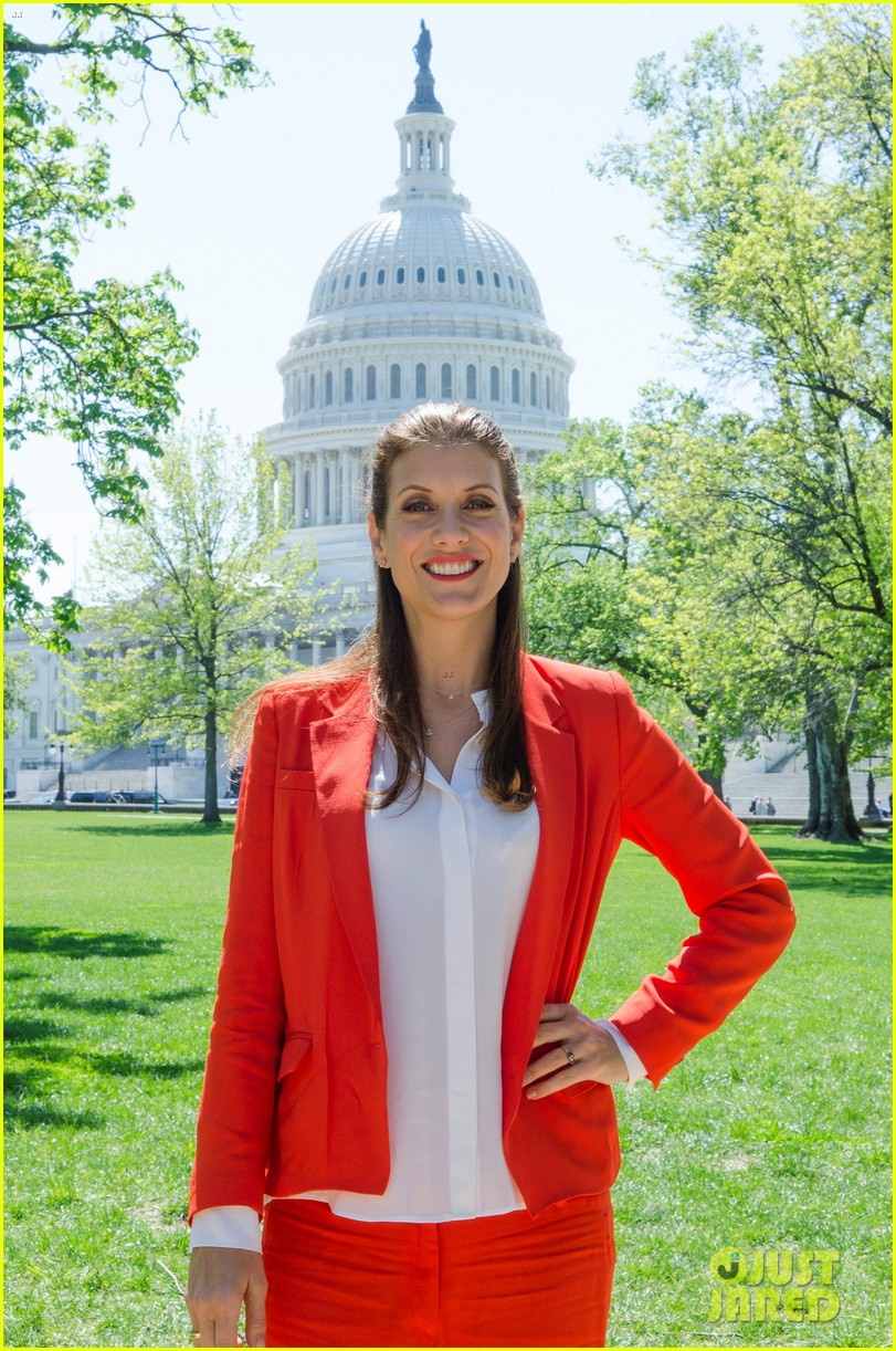 kate walsh lobbies on capitol hill to end offshore drilling 04