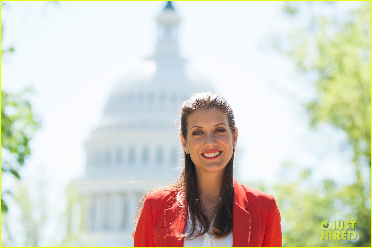 kate walsh lobbies on capitol hill to end offshore drilling 072858238