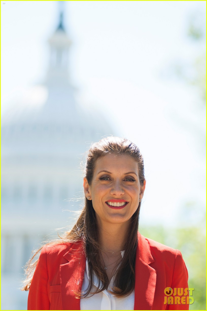 kate walsh lobbies on capitol hill to end offshore drilling 082858239