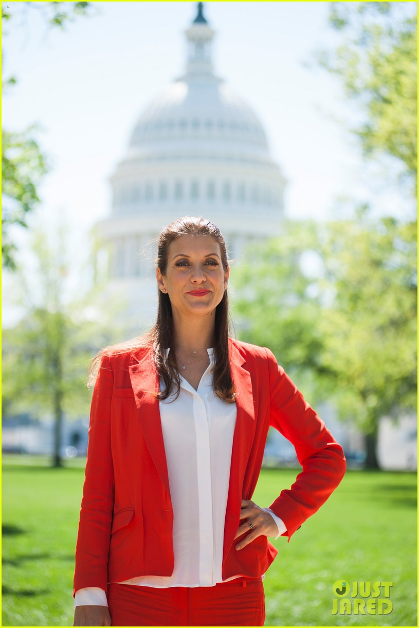 kate walsh lobbies on capitol hill to end offshore drilling 13